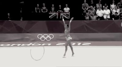 Why Yes, Rhythmic Gymnastics Is a Real Sport: A GIF Guide - Global - The Atlantic Wire