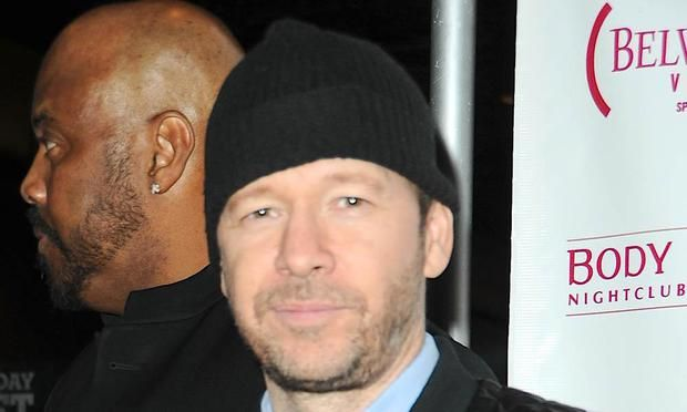 Donnie Wahlberg: I was the good son entertainment.ie Donnie Wahlberg was the ''good son'' growing up. The 44-year-old actor watched many of his siblings, including fellow famous brother Mark Wahlberg, arrested numerous times while a...