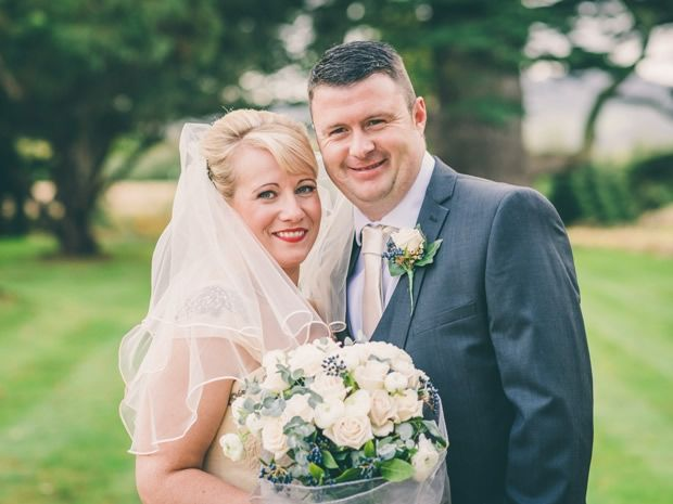 Verity Bartlett and James Brain celebrated their big day at The Greenway Hotel and Spa, near Cheltenham. Image © Rob Tarren Photography. #realwedding