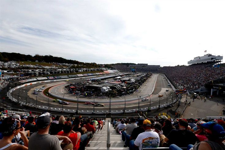 Five to watch: Martinsville  By Zack Albert, NASCAR.com   Wednesday, March 29, 2017  The long straights and tight turns. The old-school feel. The close, heart-of-the-action environs for fans. And don't forget the hot dogs. NASCAR's road show hits its most historic track this week for the STP 500 (Sunday, 2 p.m. ET, FS1, MRN, SiriusXM NASCAR Radio), the 137th big-league stock-car rac ... Read More  Photo Credit: Getty Images  Photo: 1 / 6