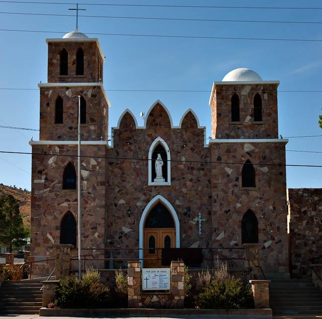 West texas catholic