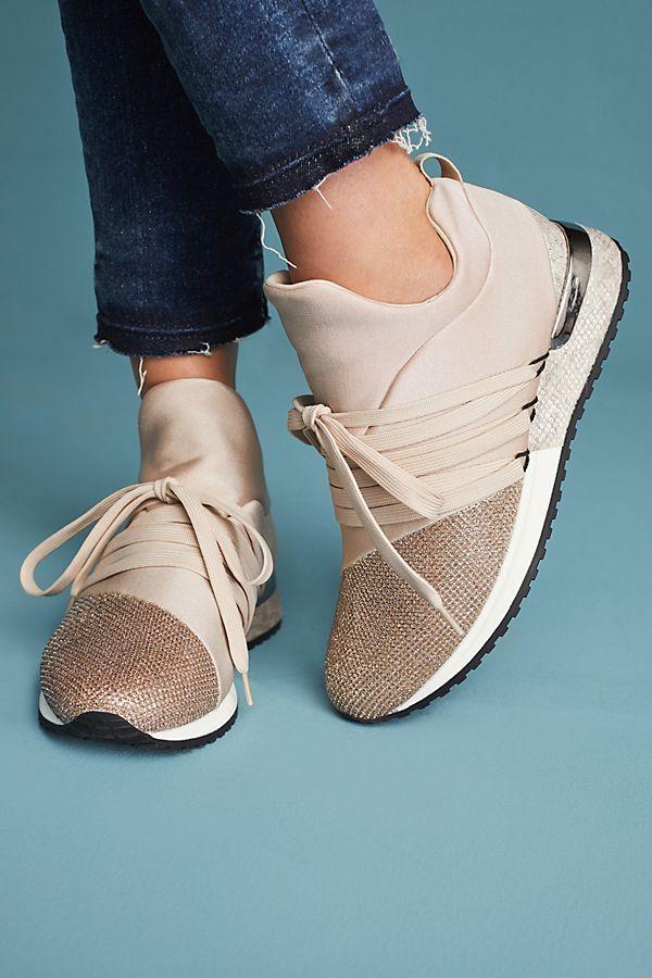 9cc4f6c1aabd7 J/Slides Zorro Metallic Sneakers | Style | Metallic sneakers, Sport ...