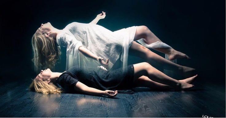 ¿Qué se siente morir? Hay algunos momentos en la vida en los que por un instante dejamos de existir: un beso apasionado, un abrazo, un orgasmo, y...