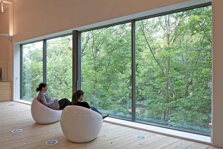 Una fábrica antigua de mostaza convertida en un centro de llamadas » Blog del Diseño