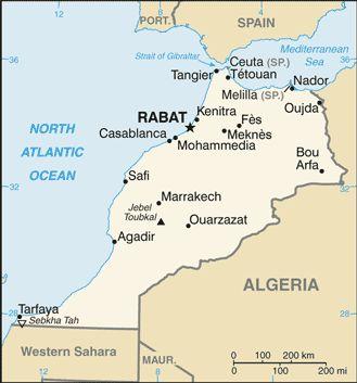Quand partir au Maroc ?