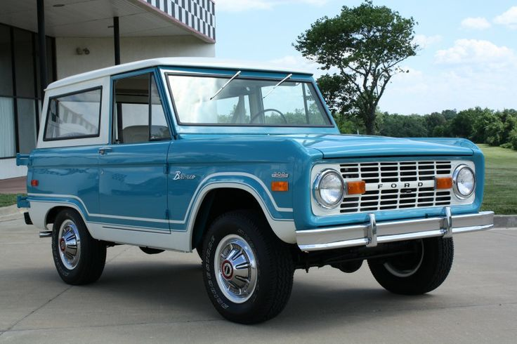 Pictures Of Ford Broncos - 1970 Ford Bronco | vroom vroom | Pinterest