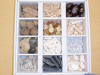 patterning with natural materials