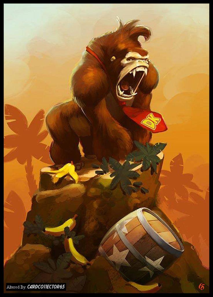 Donkey Kong - MTG - Sleeves