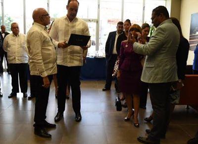 Indotel pone wifi gratis en cinco puntos del país El Instituto Dominicano de las Telecomunicaciones (Indotel) lanzó este viernes el Programa Piloto de Puntos wifi gratuito a nivel nacional. SANTO DOMINGO, RD.