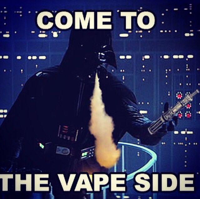 Come to the Vape Side [ Vapor-Hub.com ] #meme #vape #vapor