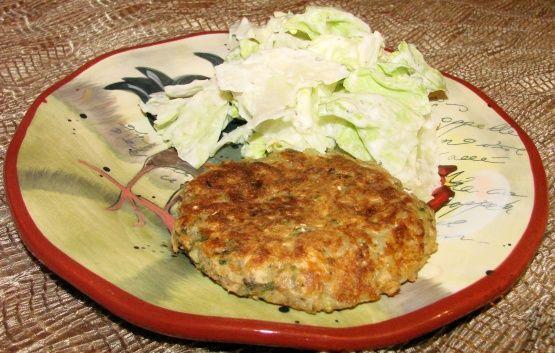 Salmon Rissoles Recipe - Food.com: Food.com