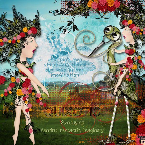 Itinerary 6 Quixotic