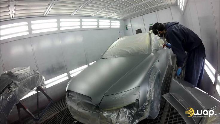 Vídeo fantástico com todas as etapas de repintura de um automóvel. Para conhecer mais nossos produtos, entre em contato conosco: Fone: (54) 3219-1387 E-mail:...