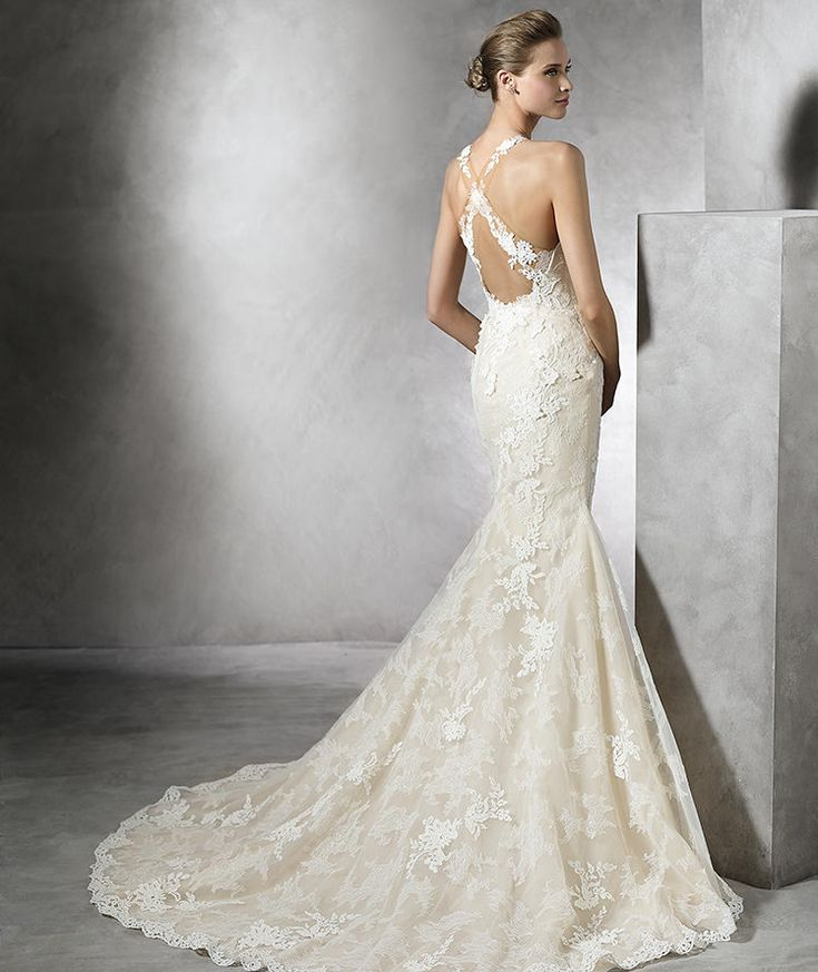 TEMIS, Wedding Dress 2016 by Pronovias