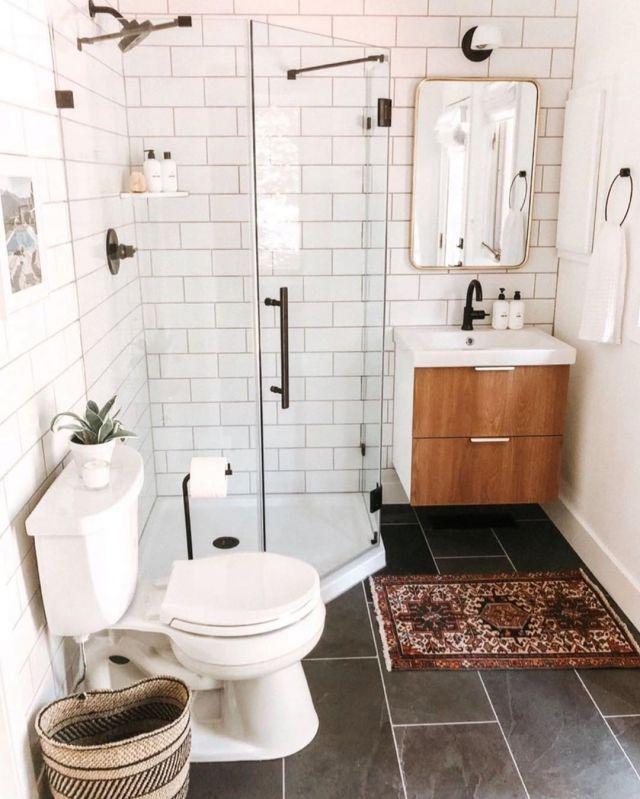 15 Minimalist Bathroom Design Ideas Extra Space Storage Small Space Bathroom Design Minimalist Bathroom Minimalist Bathroom Design