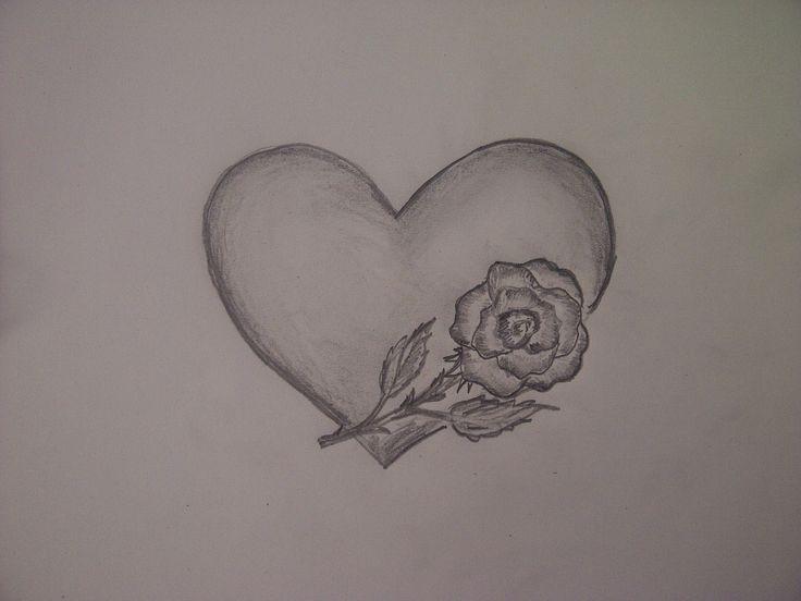 Resultado de imagen para imagen de rosa dibujo
