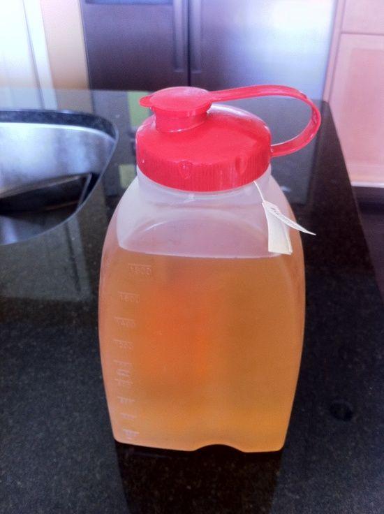 Detox thé: la recette de Jillian Michaels pour perdre 5 kilos en 7 jours.