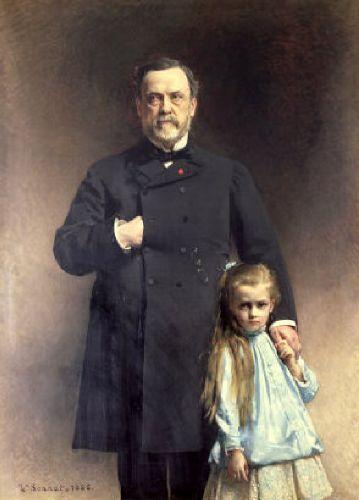 Leon Bonnat, Louis Pasteur