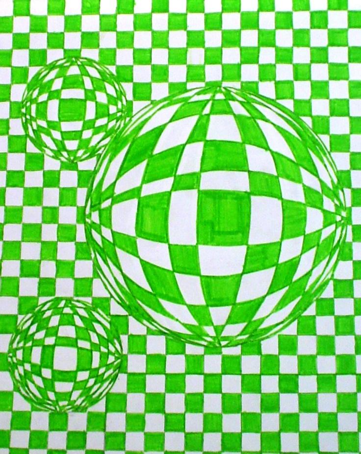 Art I Optical Illusions