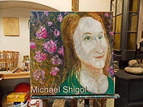 Painter Michael Shigol A visit to the artist