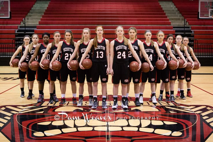 | Girl's Basketball | Team pictures » Pam Weaver Photography