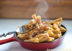 S-Küche: One Pot Pasta nach Schweizer Art oder  hindersi Äl...