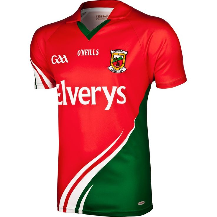 Mayo GAA Jersey (Red) #GAA #Mayo #oneills