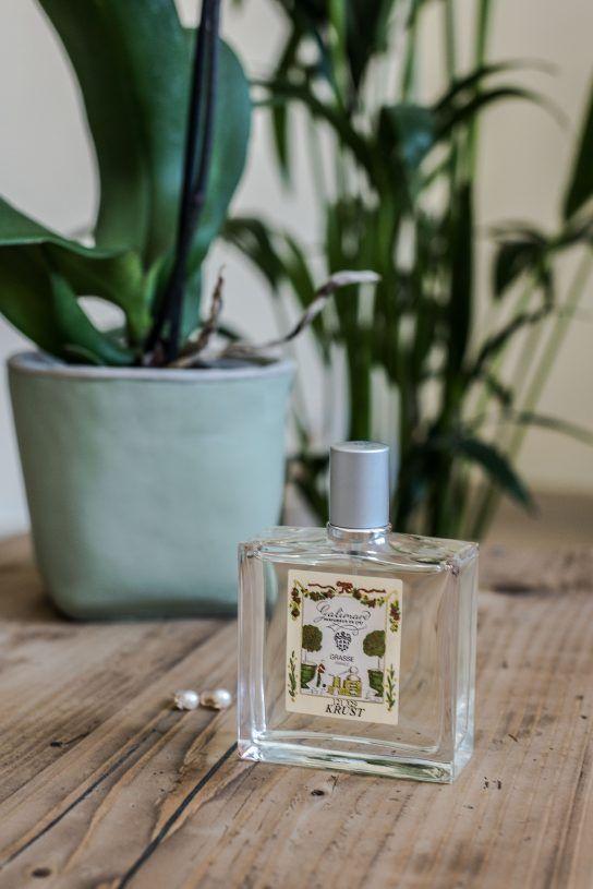 KRUST Perfume, Galimard, Grasse