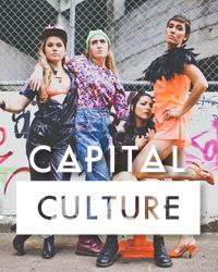Capital Culture - Web Series Channel Lennon is a fashionista and a self proclaimed style setter. Imogen is a hospo guru – a mixologist who lives for inventing the next innovative cocktail. Willoughby is an aspiring DJ but a barista for now. Frankie is an aspiring filmmaker with any spare moment a chance to network. Each scene a satirical look into their daily lives.