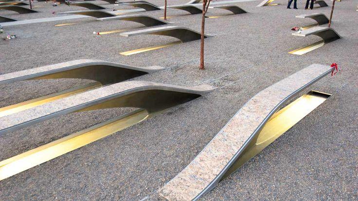 Pentagon 9-11 memorial by KBAS Studio