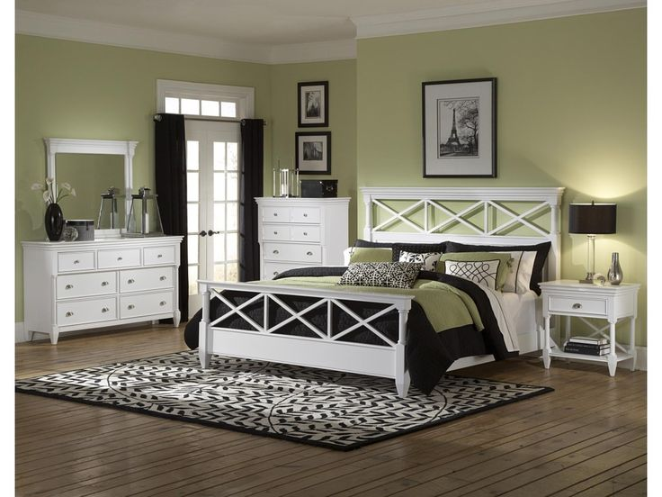 The Kasey Queen Bedroom Group by Magnussen Home at Olinde's Furniture in the Baton Rouge and Lafayette, Louisiana area.