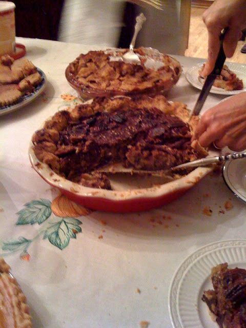 Bittersweet Chocolate Pecan Pie | holiday cooking ideas | Pinterest