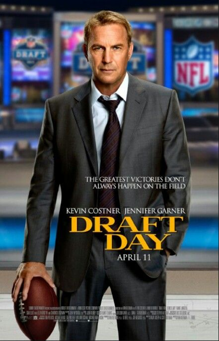 Starring Kevin Costner and Jennifer Garner. I love Kevin Costner. I do not love football. BUT I LOVE FOOTBALL MOVIES!! Tell me, What is it about football that makes it, in every case (And, yes, I'm pretty sure, Ev-er-ee!), the perfect subject and makings for an amazing movie?? (And, yes, I mean Ah-may-zing!) Costner is great as Cleveland Brown Manager Sonny Weaver. A guy who is highly under pressure, who never can get a moment to think, let alone get a single uninterrupted moment with his…