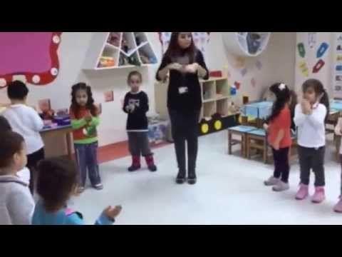 Fatih Mektebim Okulu Ahu Alpağut Okulöncesi Anaokulu Orff Çalışması - YouTube