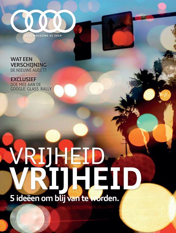 Audi NR 1 Magazine