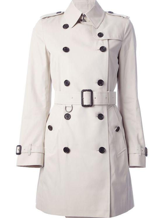 Elizabeth Mccord 's Trench Coats featured in Madam Secretary  Season 1 Episode 10 Collateral Damage