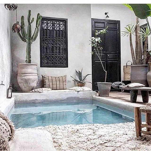 """28 Likes, 1 Comments - The Secret Souk (@thesecretsouk) on Instagram: """"our little oasis of calm* ... thank you for this beautiful view into our patio @azulbereber. - we…"""""""
