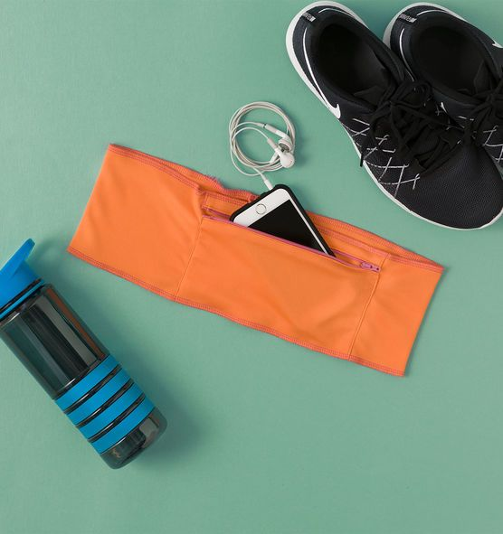 How to Sew a Running Belt