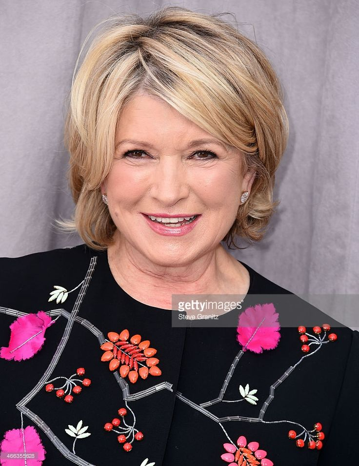 Martha Stewart arrives at the Comedy Central Roast Of Justin Bieber on March 14, 2015 in Los Angeles, California.