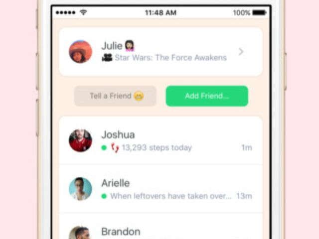First came Facebook, then Twitter, and now say hi to new Peach app