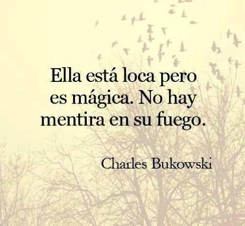 CHARLES BUKOWSKI posts - SIN POESÍA NO HAY CIUDAD