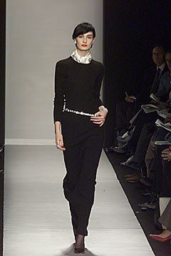 Michael Kors Collection Fall 2000 Ready-to-Wear Fashion Show - Erin O'Connor, Michael Kors
