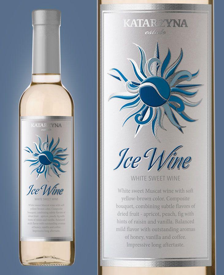 ice wine images | Ice Wine label