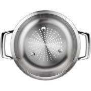 Tramontina Gourmet Prima Stainless Steel Steamer Insert (Fits 5 qt Dutch Oven, 6 qt Sauce Pot and 8 qt Stock Pot) Image 2 of 2