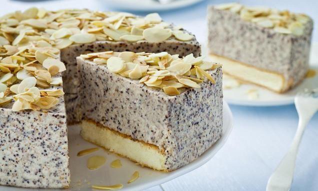 Nowoczesne ciasto zmakiem urozmaici każde przyjęcie