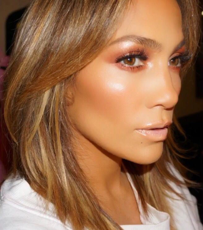 Groovy 17 Best Images About Jlo On Pinterest Her Hair Glow And Hairstyles For Women Draintrainus