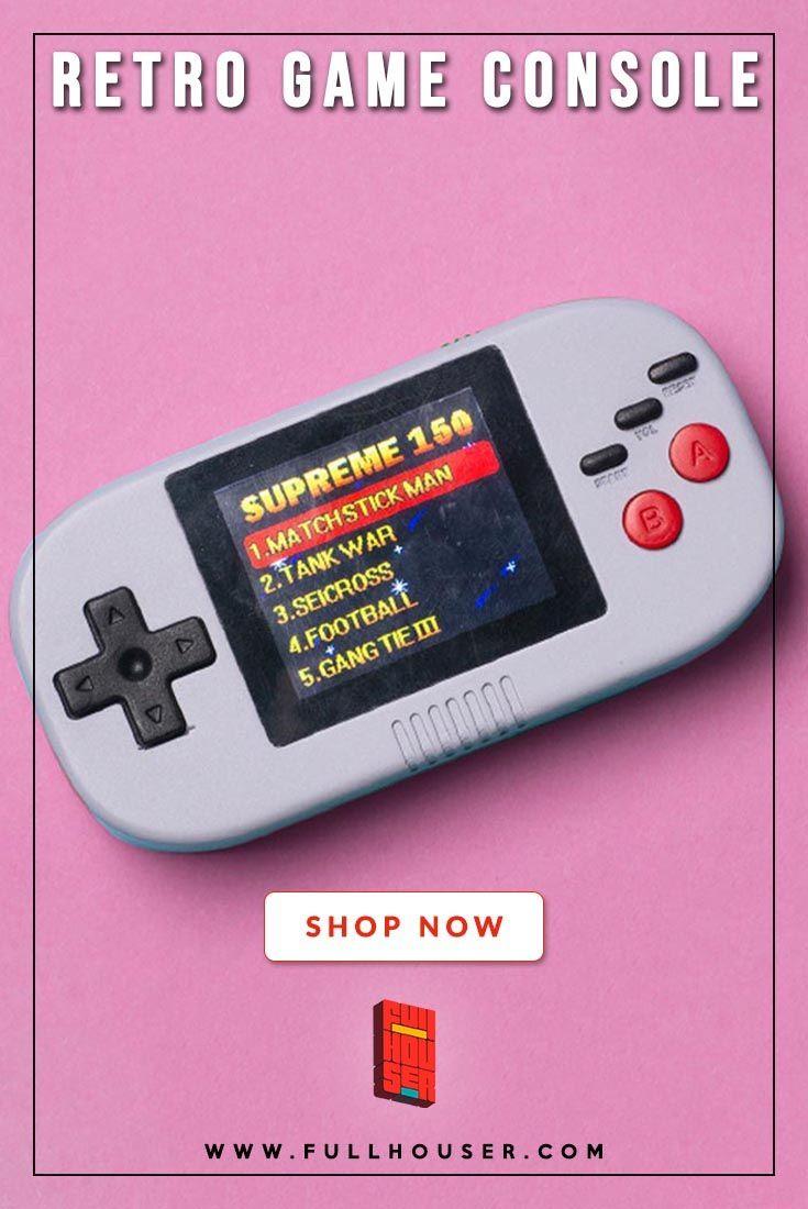 Fizz Retro Console Game