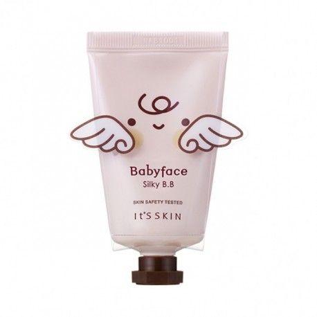 It's Skin, Babyface Silky BB, krem BB, 35 g