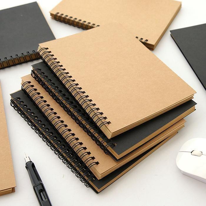 Retro Craft Notebooks Retro Crafts Creative Notebooks Stationery Gift