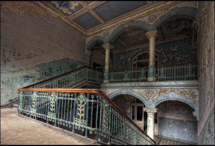 Beelitz Heilstätten – Inge Reulens